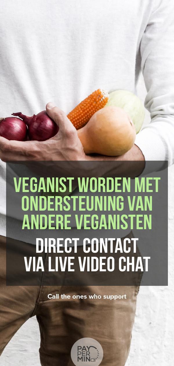 Recepten en advies van veganisten