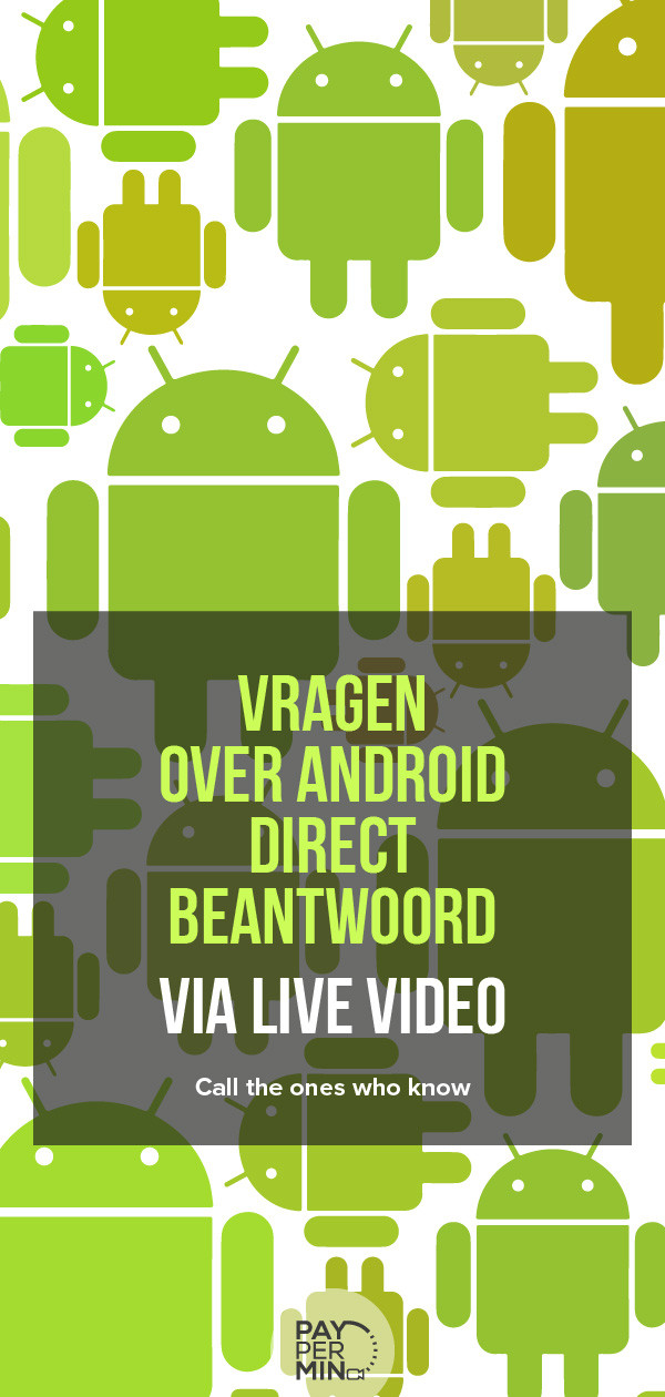 Vragen over Android