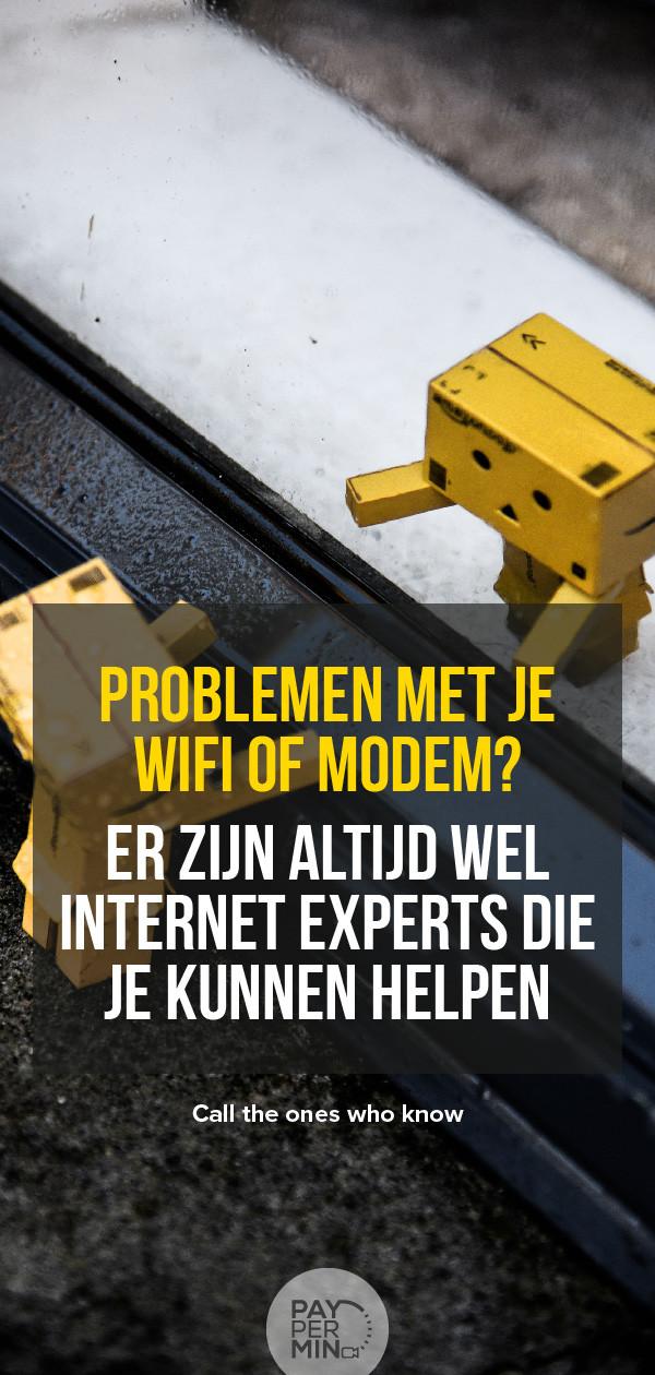 Wifi problemen en oplossingen
