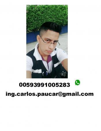 Carlos Geovanny Paucar Villon