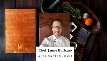 Chef Jaime Burbano